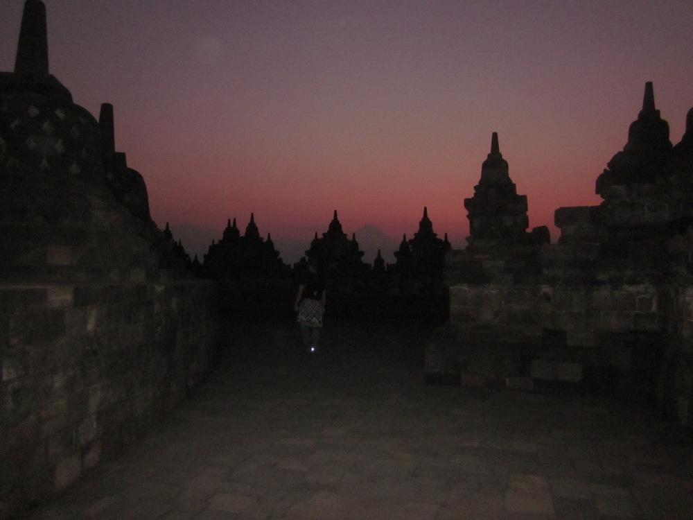 Borobudur Pre-Dawn