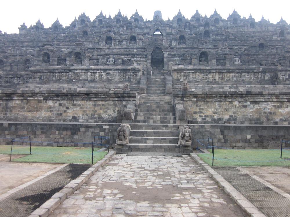 Borobudur Base