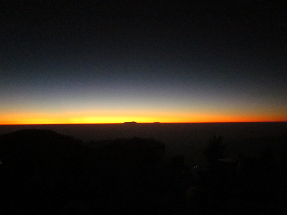 Bromo Sunrise 1