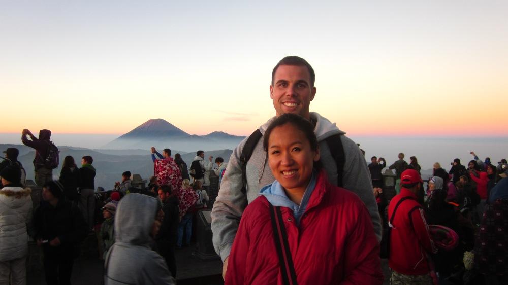 Jenny & Doug at Sunrise