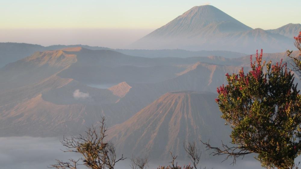 Bromo Landscape