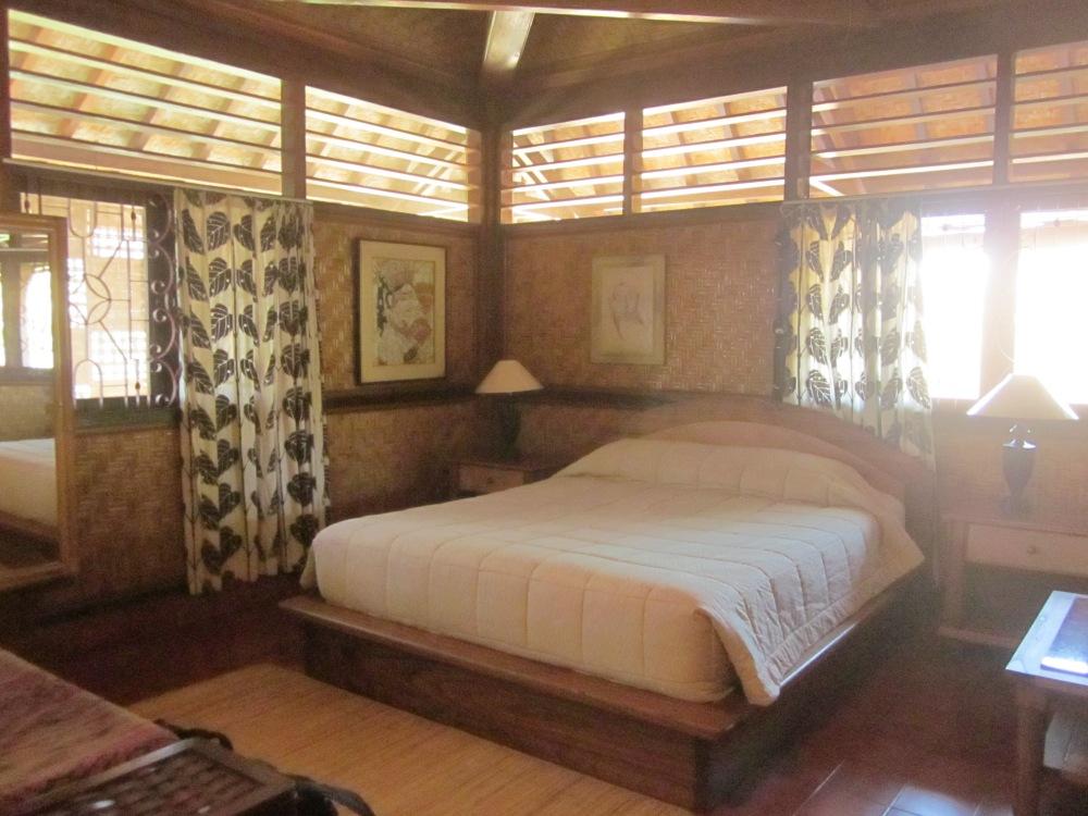 Bedroom at Murni's