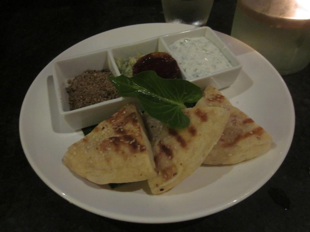 Casa Luna appetizer