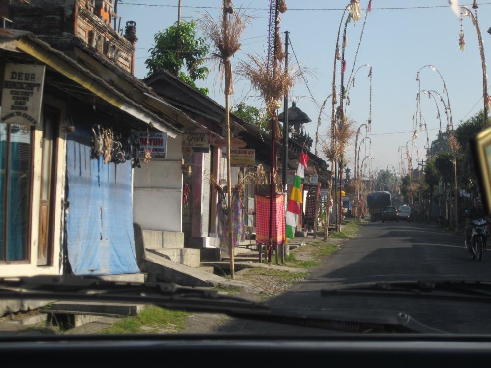 Streets of Ubud
