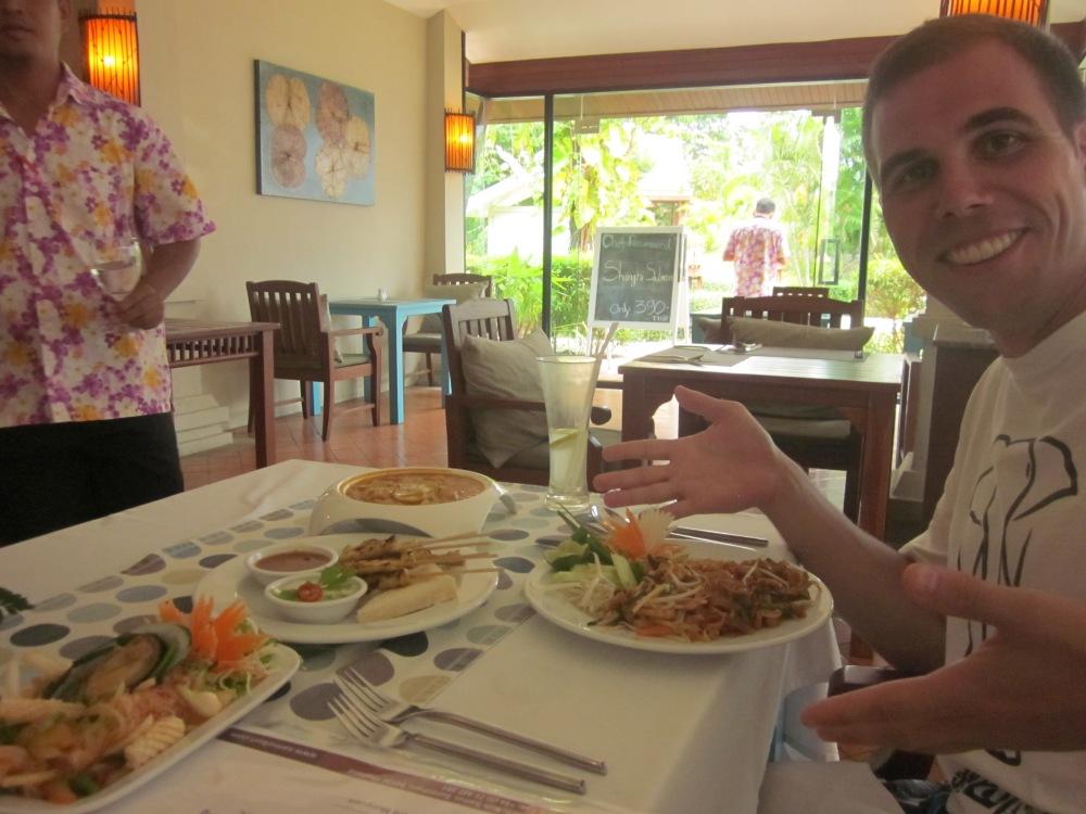 Thai fiesta