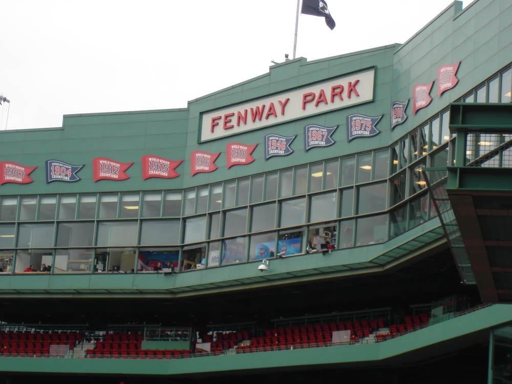 Welcome to Fenway