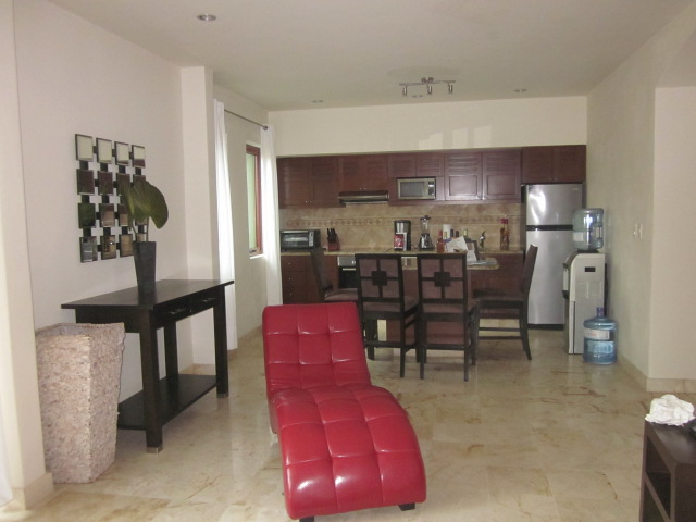 Condo kitchen...we loved the design